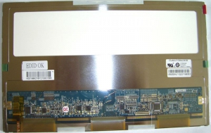 10.2 дюймов матрица WSVGA 1024*600 / LED / 40 pin