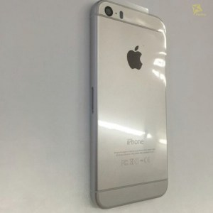 Корпус для Apple iPhone 5 (копия iPhone 6) серебро