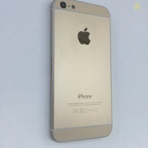 Корпус для Apple iPhone 5 (копия iPhone 6) золото