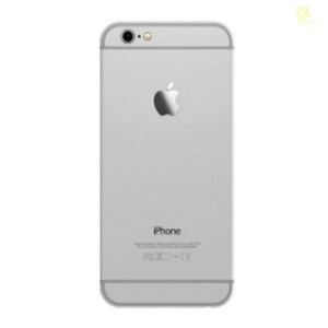 Корпус iPhone 6 plus - Silver (серебристый / белый)