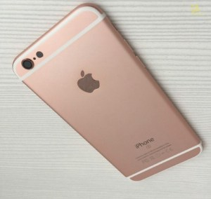 Корпус для Apple iPhone 6 золото