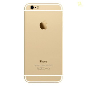 Корпус для Apple iPhone 6 plus золото