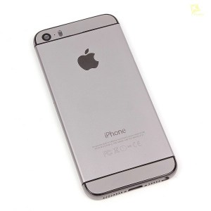 Корпус для Apple iPhone 5 серый