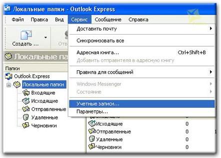 Outlook Программа Не По Умолчанию