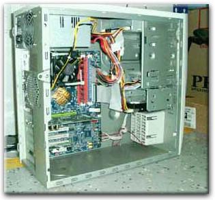 Просмотров: 467.  0. Голосов.  Вы узнаете об основных принципах сборки самой главной составляющей компьютера...