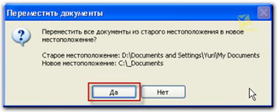 Как перенести на документ